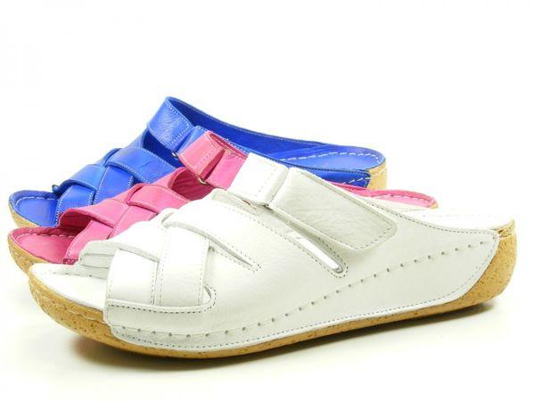 Andrea Conti 25303 Schuhe Damen Sandalen Comfort Pantoletten