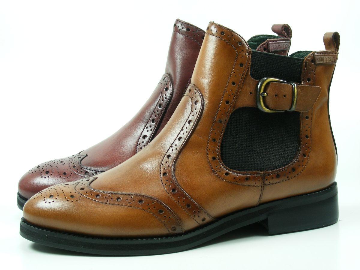 pikolinos w5m 8947 royal schuhe damen stiefeletten chelsea boots ebay. Black Bedroom Furniture Sets. Home Design Ideas