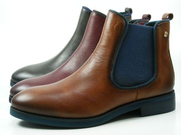 Pikolinos W5M-8637 Royal Schuhe Damen Stiefeletten Chelsea Boots