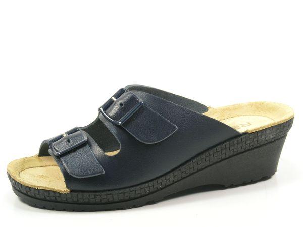 Rohde 1463-56 Neustadt-50 Schuhe Damen Pantoletten Clogs Weite G
