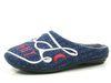 Manitu 320506 Schuhe Damen Hausschuhe Pantoffeln  001