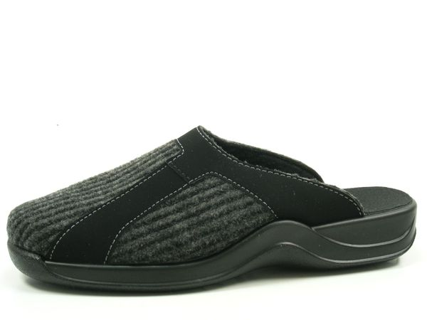 Rohde 2745-82 Vaasa-H Herren Schuhe Hausschuhe Pantoffeln