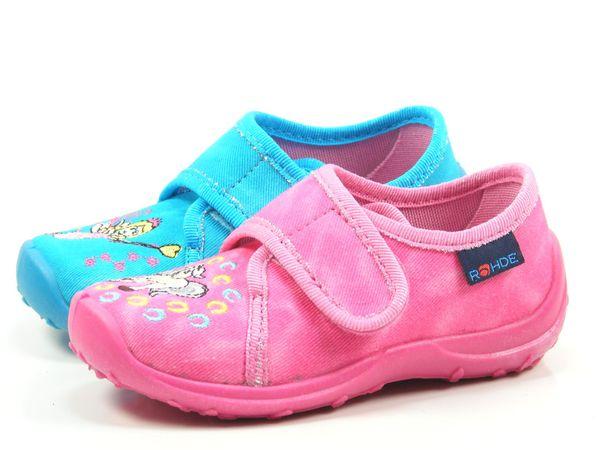 Rohde 2146 Boogy Schuhe Kinder Hausschuhe Mädchen