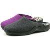 Rohde 2309 Vaasa-D Schuhe Damen Hausschuhe Pantoffeln Weite G  001