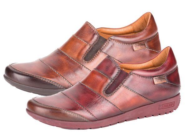 Pikolinos W67-4649 Lisboa Schuhe Damen Slipper Halbschuhe