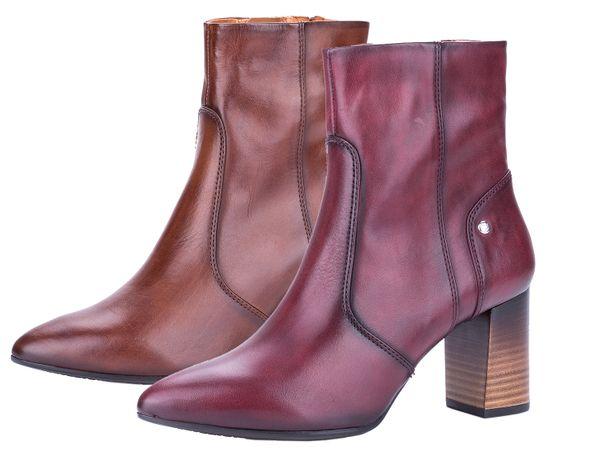 Pikolinos W1S-8551 Salamanca Schuhe Damen Ankle Boots Stiefeletten