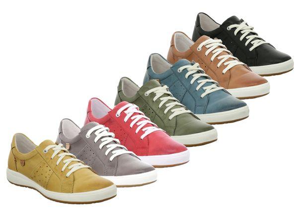 Josef Seibel 67701-133 Caren 01 Schuhe Damen Halbschuhe Sneaker