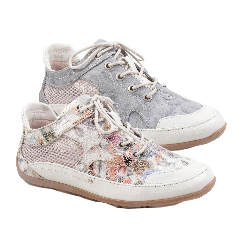 Mustang 1306 301 Schuhe Damen Schnürschuhe Sneaker