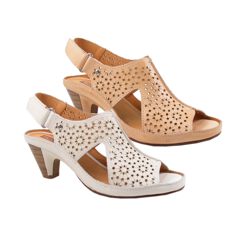 Sandaletten Java Schuhe W5a Pikolinos 1705 Damen XkiuPZ