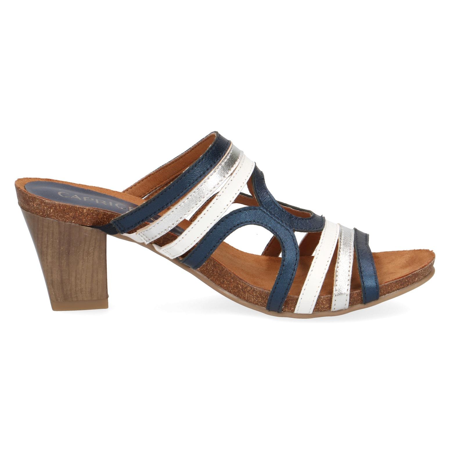 Caprice 9 27201 22 Schuhe Damen elegante Pantoletten Clogs