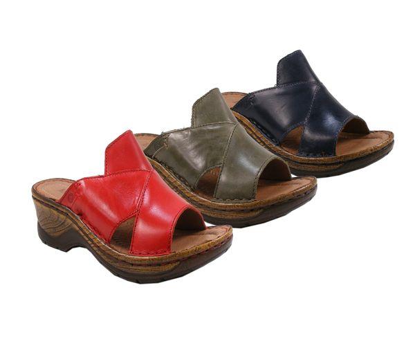 price reduced the sale of shoes wholesale online Josef Seibel 74703-43 Molly 03 Schuhe Damen Pantoletten Clogs