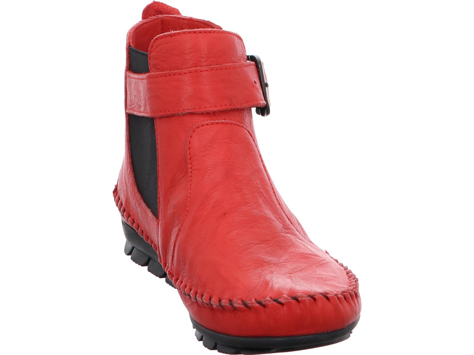 01 Stiefel Damen 031010 Stiefeletten Gemini Leder uXPTwZiOkl