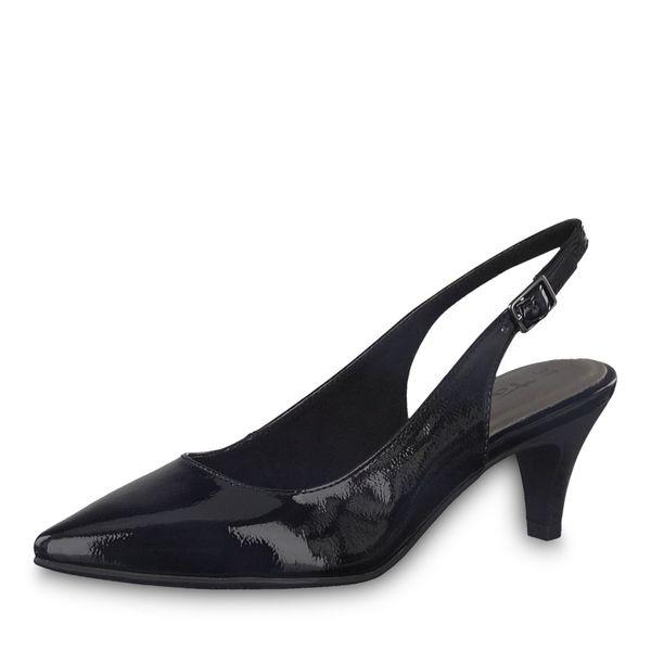 Tamaris 1-29601-22 Damen Schuhe Slingpumps Pumps schwarz