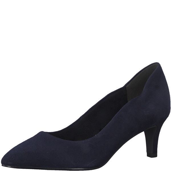 Tamaris 1-22415-23 Damen Schuhe Pumps Leder