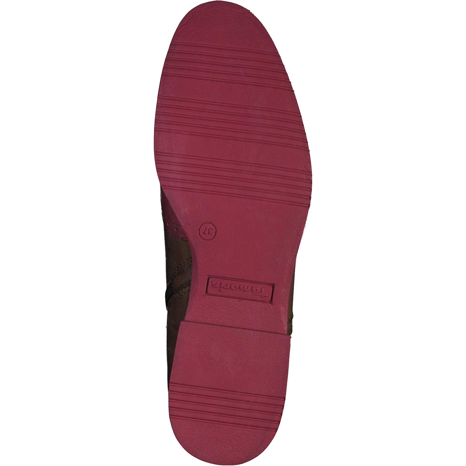 on sale 14d60 68d86 Stiefeletten Boots Tamaris 23 Damen Schuhe Chelsea Leder 1 ...