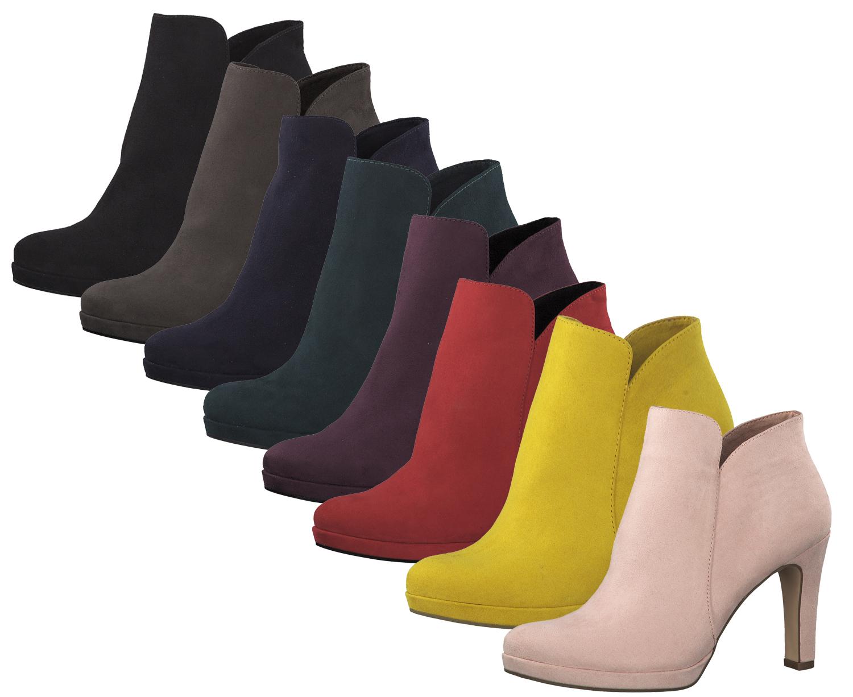 tamaris sandalen braun schwarz, Tamaris pumps navy damen