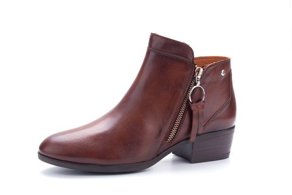Pikolinos W1U-8590 Daroca Damen Schuhe Ankle Boots Stiefeletten