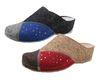 Rohde 6583 Amalfi Damen Pantoffeln Hausschuhe Softfilz Weite G  001