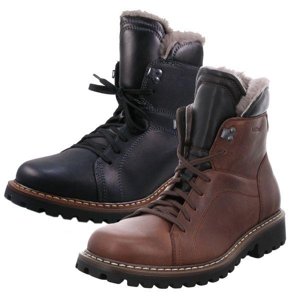 Josef Seibel 35805-LA122 James 05 Herren Schuhe Boots Stiefeletten Lammfell