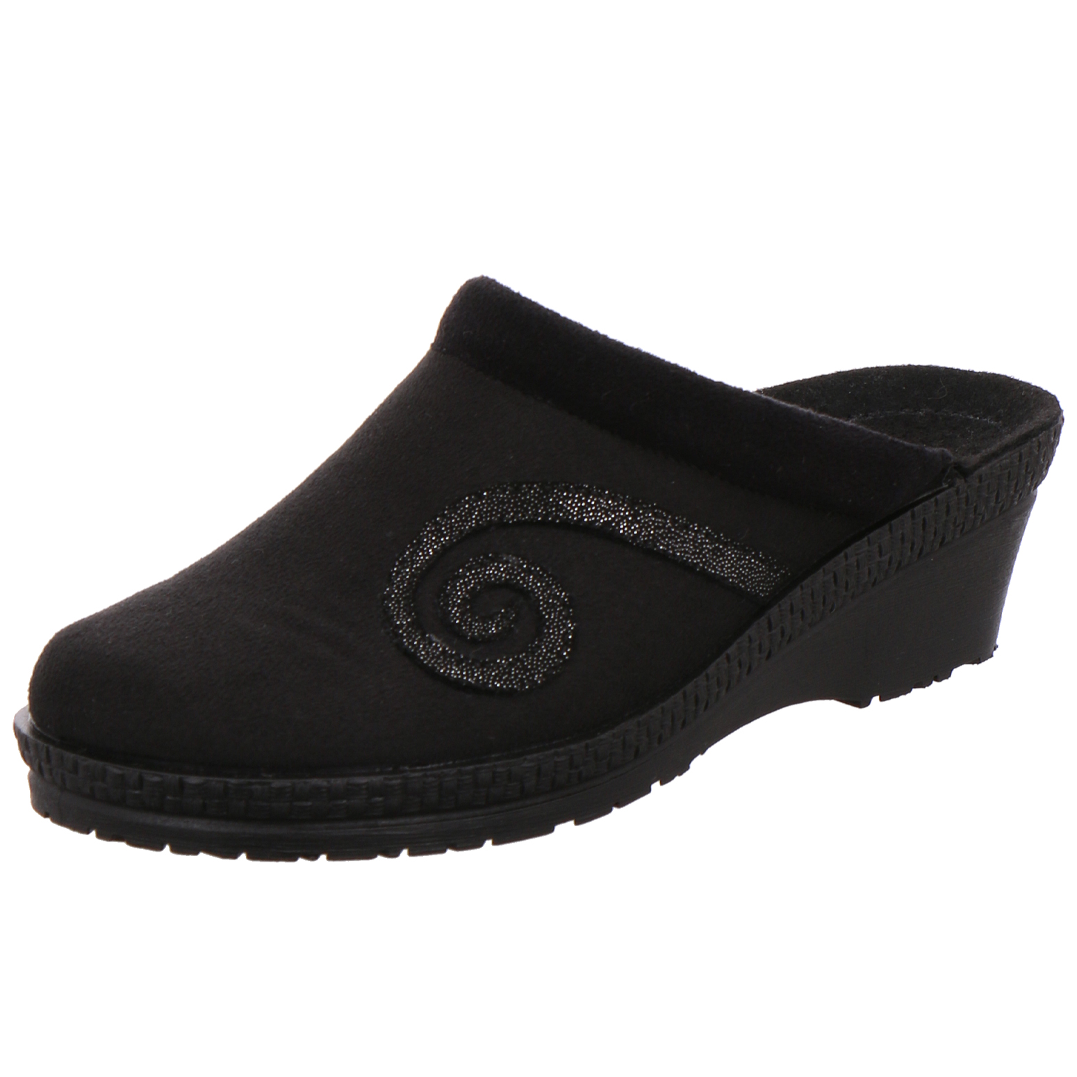 Rohde 2462 Neustadt D Damen Schuhe Pantoffeln Hausschuhe Weite G