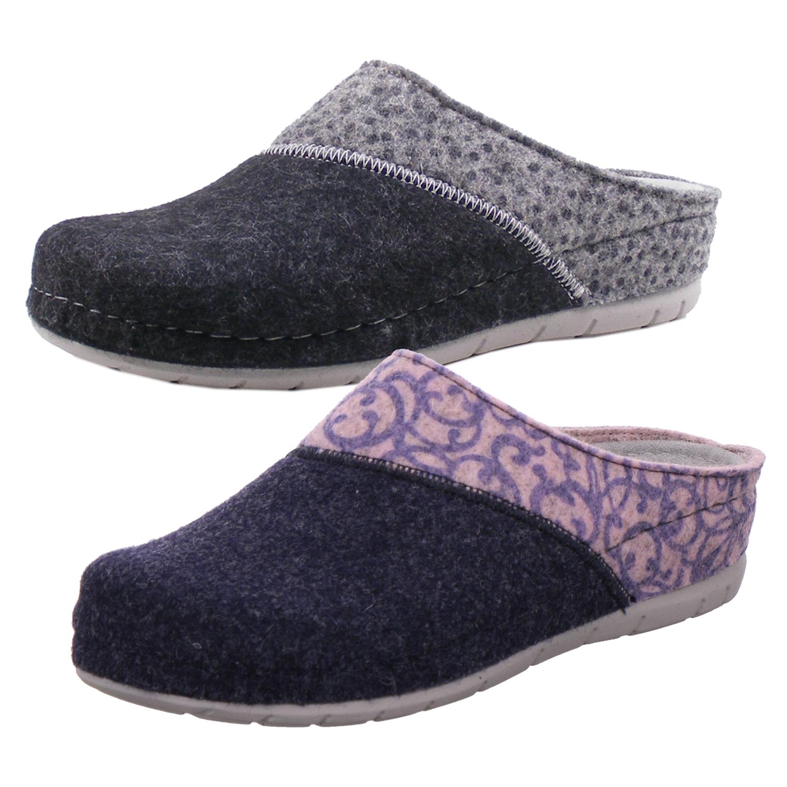 günstigster Preis Bestseller einkaufen Wählen Sie für späteste Rohde 6032 Rodigo-40 Damen Hausschuhe Pantoffeln Softfilz