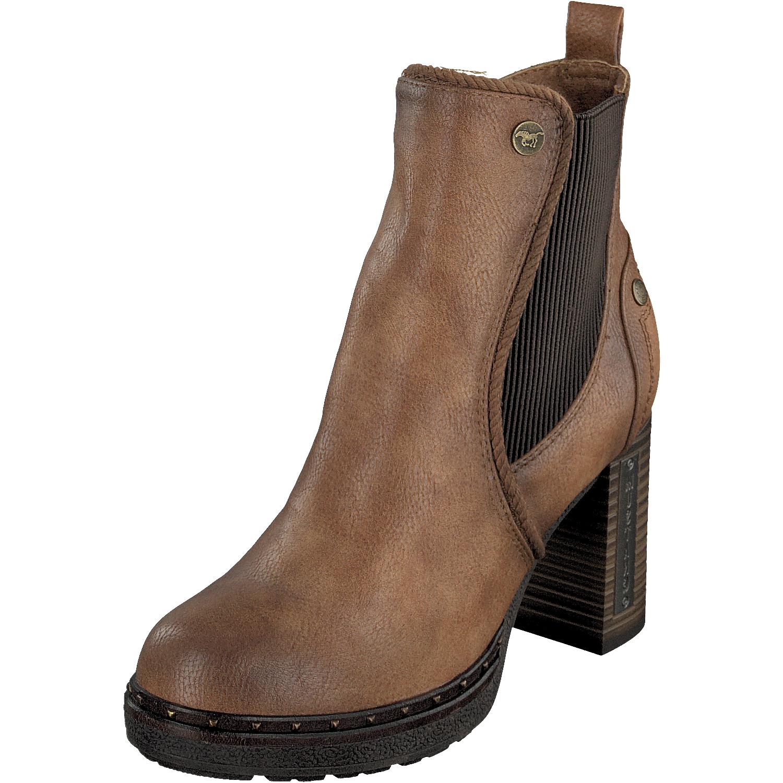 Stiefeletten 501 Ankle Boots 1336 Damen Mustang hrQBsCtxd
