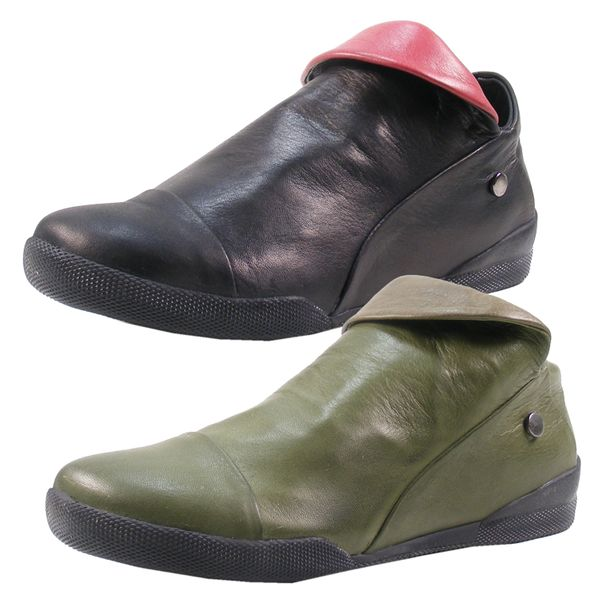 Andrea Conti 0340518 Damen Ankle Boots Stiefeletten Leder