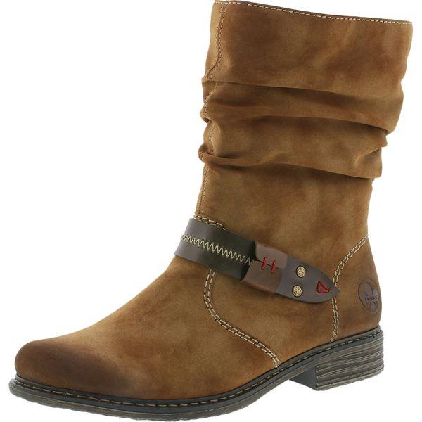 Rieker Z2151-23 Damen Stiefeletten Ankle Boots