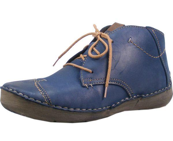 Josef Seibel 59690-MI1013 SMU-Fergey 18 Damen Schuhe Stiefelette