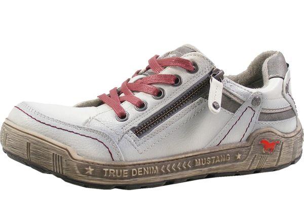 Mustang 1290-301 Schuhe Damen Schnürschuhe Halbschuhe