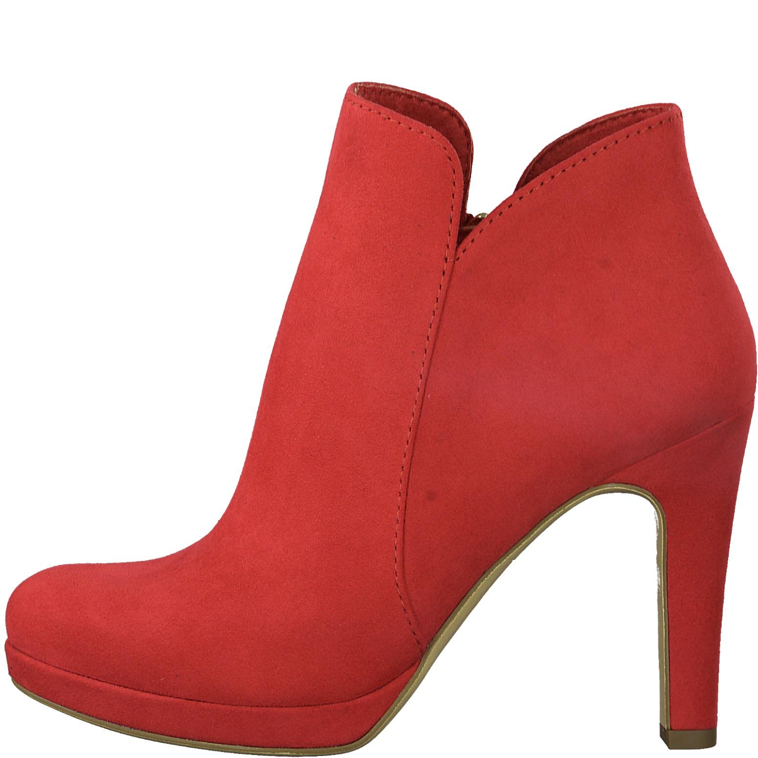 Tamaris Damen 1 25316 23 High Heel Stiefeletten Plateau, Schuhgröße:41 EU, Farbe:Schwarz