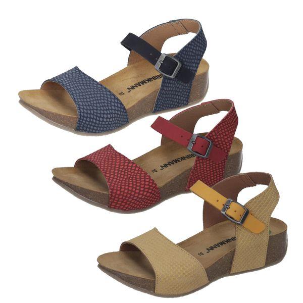 Dr. Brinkmann 711012 Damen Schuhe Sandalen Sandaletten