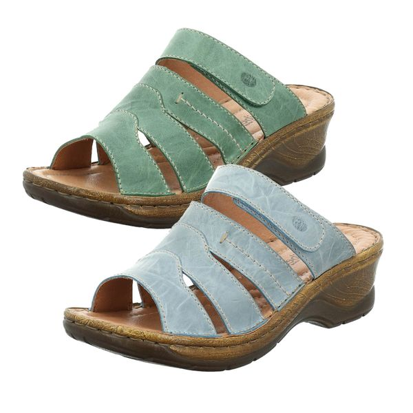 Josef Seibel 56549-95 Catalonia 49 Damen Schuhe Pantoletten Clogs