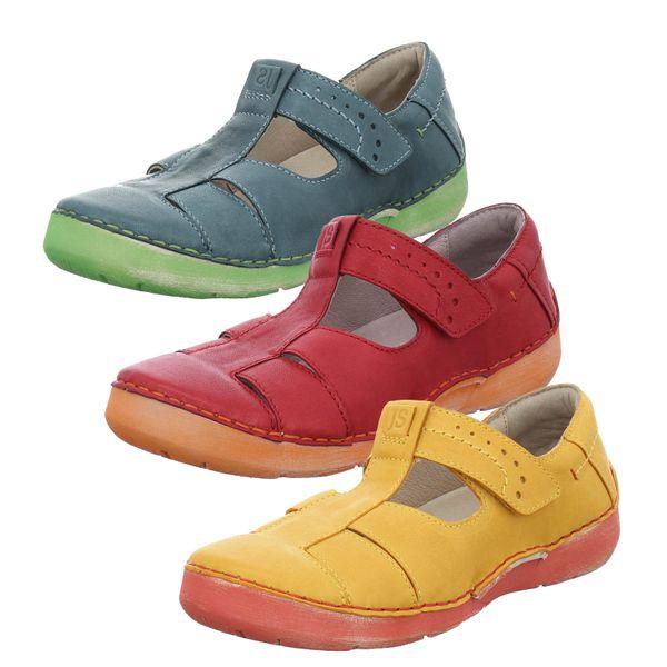 Josef Seibel 59681-192 Fergey 81 Damen Schuhe Halbschuhe Slipper