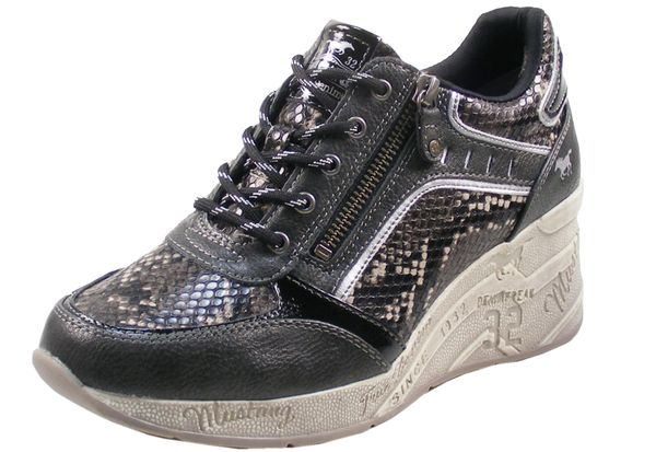 Rieker Everest Women Schuhe Damen Antistress Keil Sandale