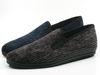 Rohde Lillestrom 2606 Schuhe Herren Hausschuhe Cord Weite G 1/2 001