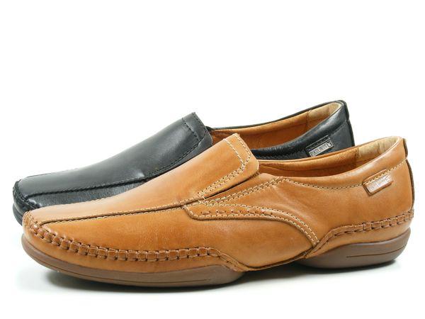 Pikolinos Schuhe Herren Slipper Halbschuhe Mokassin Puerto Rico 03A-6222