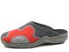 Rohde Vaasa-D 2307 Schuhe Damen Hausschuhe Pantoffeln Filz Weite G  001