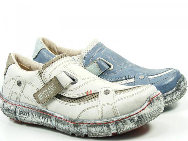 Mustang 1110-402 Schuhe Damen Slipper Halbschuhe Sneaker