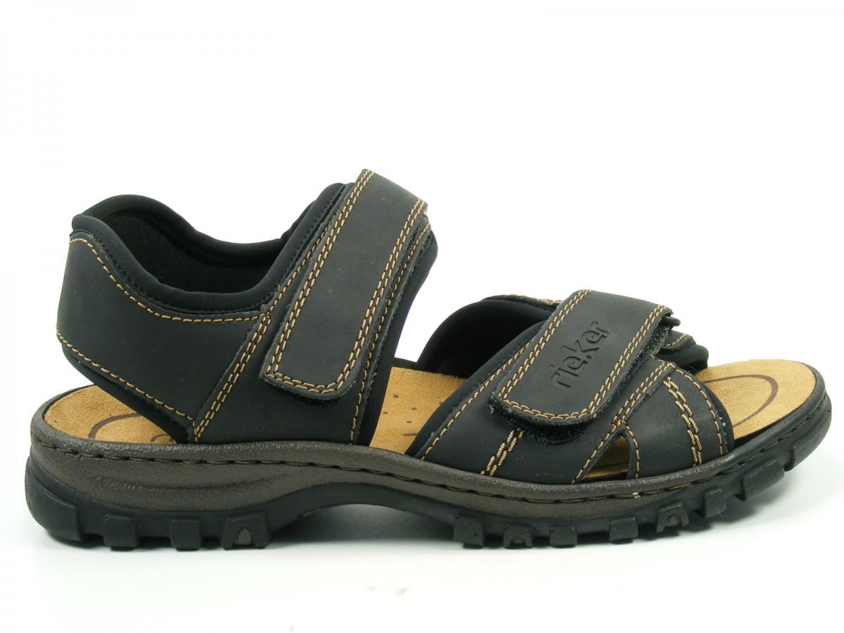 2ff507881f8b Rieker 25051 Schuhe Herren Sandalen – Bild 4