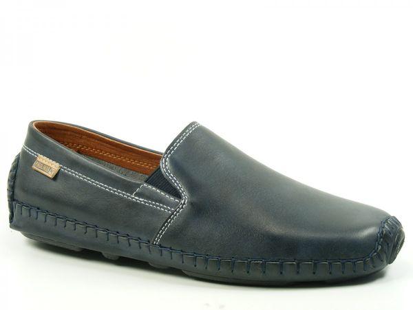 Pikolinos 09z-5511 Jerez Schuhe Herren Slipper Halbschuhe Mokassin