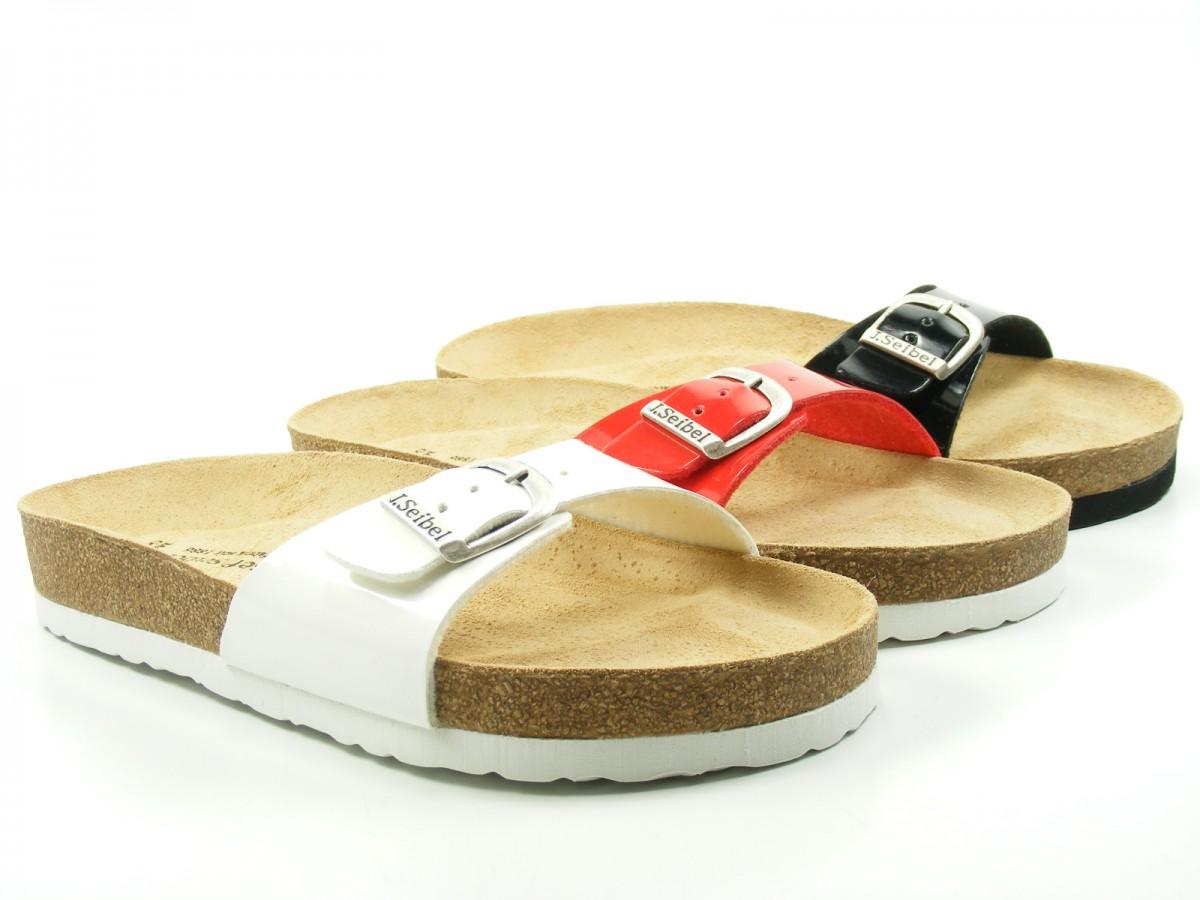 wholesale dealer 8c5c2 41103 Josef Seibel 99801-878 Eda 01 Damen Schuhe Sandalen Pantoletten