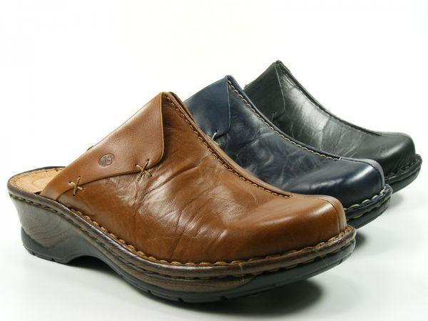 Josef Seibel 56512-88 Catalonia 48 Damen Schuhe Sandalen Pantoletten Clogs