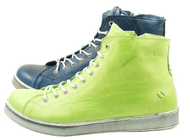 Andrea Conti 0341500 Schuhe Damen Halbschuhe Sneaker High Top