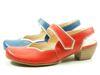GHIBI A012 Schuhe Damen Sling Pumps Sandalen  001
